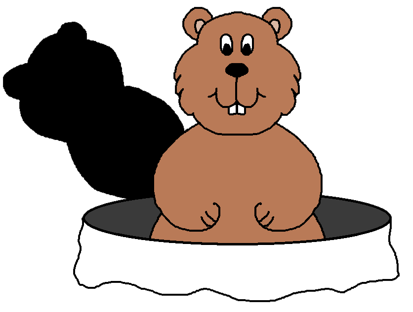 Groundhog Clipart | Kavalabeauty