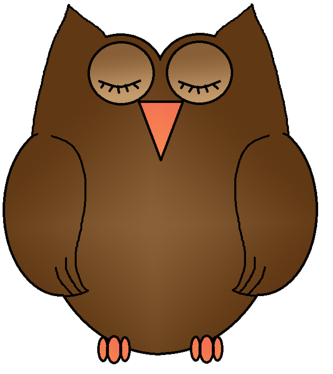 Graphics by Ruth - Owls
