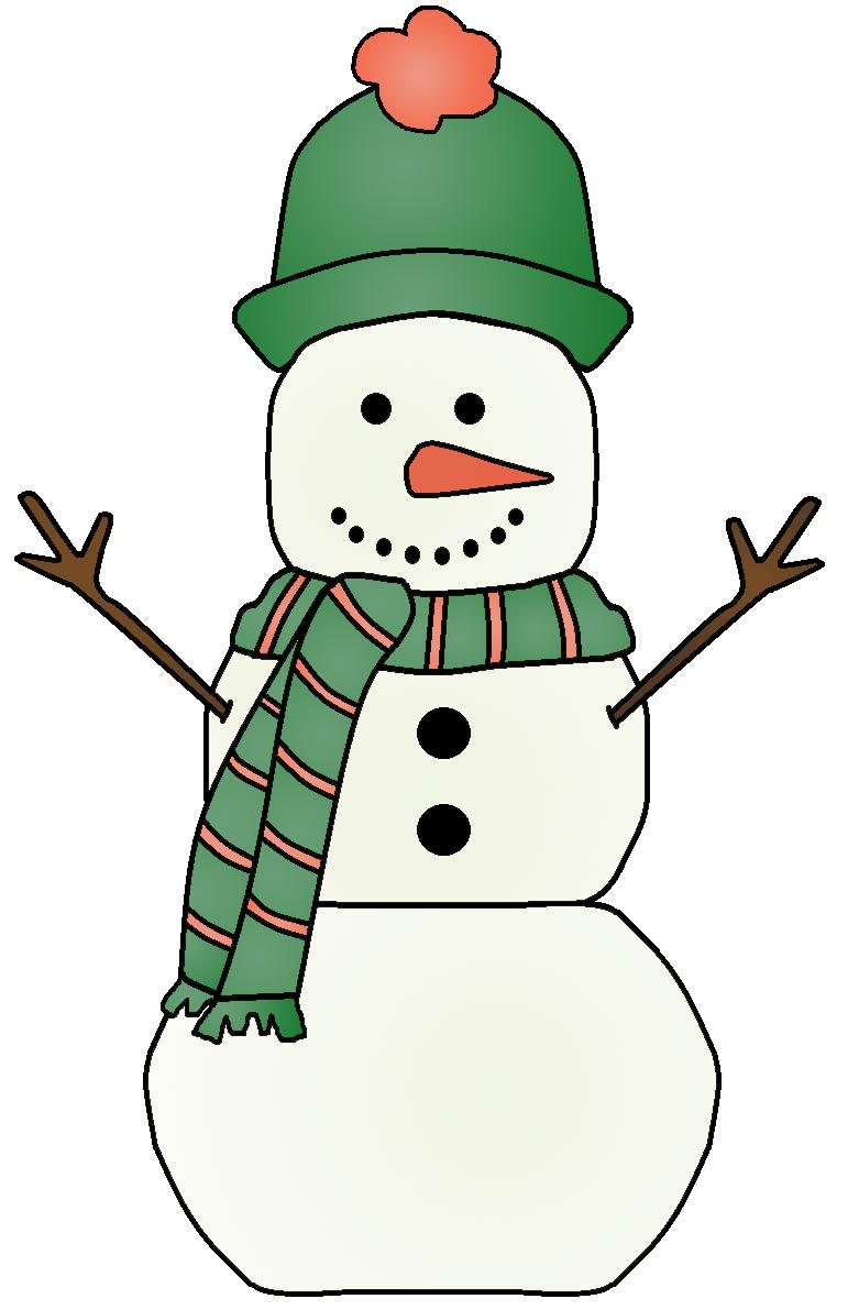 vintage snowman clipart - photo #46