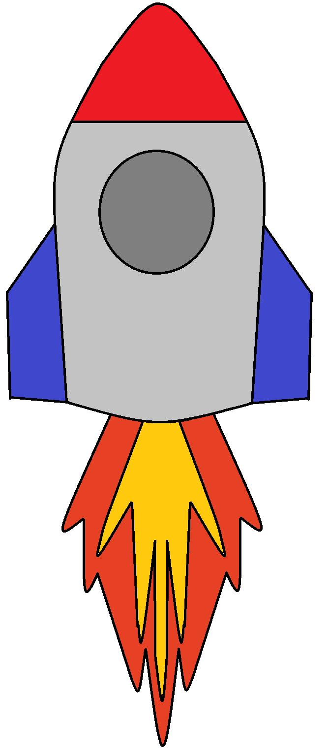 nasa rockets clip art - photo #21