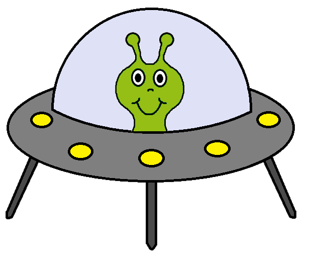 ufo clipart images - photo #23